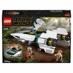 Star Wars - LEGO Resistance A-Wing Starfighter - Packshot 4