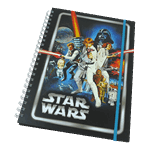 Star Wars - Episode IV - A New Hope A4 Notebook - Packshot 1