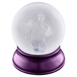 Labyrinth - Sarah Etched in Crystal Ball Replica - Packshot 1