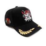 Crash Team Racing - Crash Inspired Black Snapback - Packshot 5