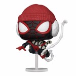 Marvel - Spider-Man: Miles Morales Winter Suit Pop! Vinyl Figure - Packshot 1