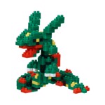 Pokemon - Rayquaza Nanoblocks Figure - Packshot 1
