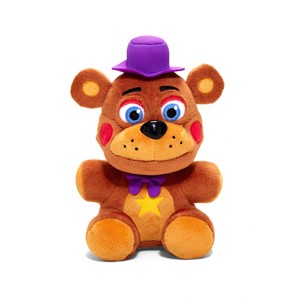 "Five Nights At Freddy's - Rockstar Freddy 8"" Plush"