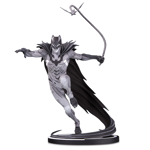 DC Comics - Batman Black and White by Kenneth Rocafort Statue - Packshot 1