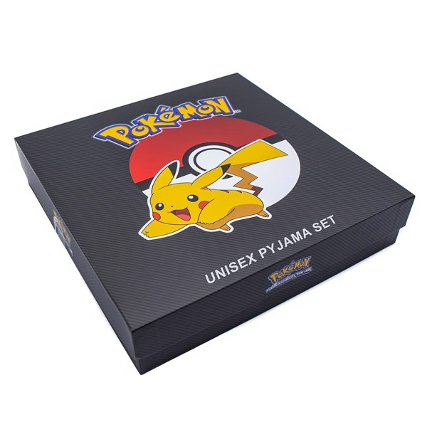 Pokemon - Pikachu Manga Pyjamas - Packshot 5