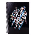 Marvel - Avengers: Endgame - Survivors Notebook - Packshot 1