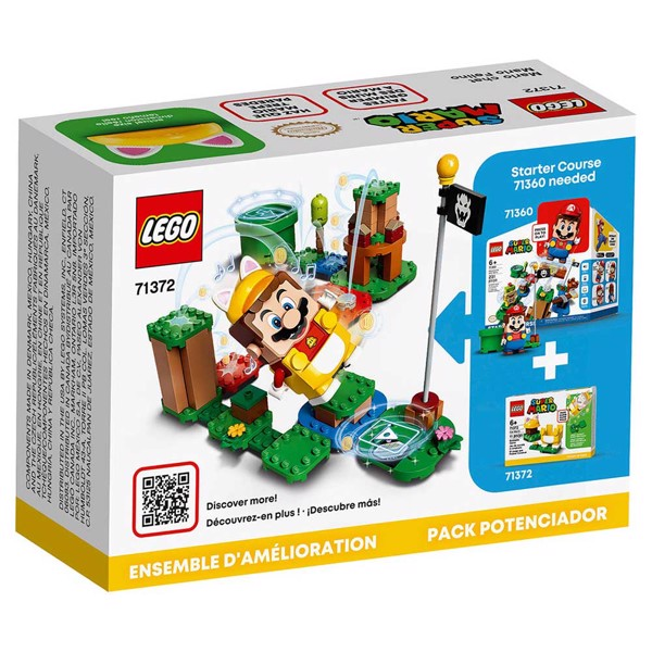 LEGO Cat Mario Power-Up Pack - Packshot 3