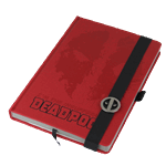 Marvel - Deadpool - A5 Premium Notebook - Packshot 1