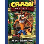 Crash Bandicoot Colouring Book - Packshot 1