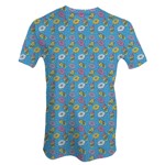 Simpsons - Squishi and Donut T-Shirt - S - Packshot 1