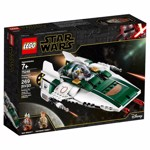 Star Wars - LEGO Resistance A-Wing Starfighter - Packshot 3