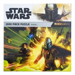 Star Wars - Mandalorian - Ancillary 1000-Piece Puzzle - Packshot 1