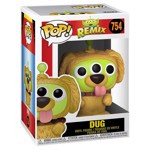 Disney - Pixar Remix - Alien as Dug Pop! Vinyl Figure - Packshot 2