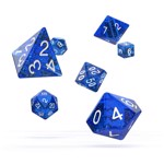 Dungeons & Dragons - oakie doakie RPG Speckled Blue Dice Set - Packshot 1
