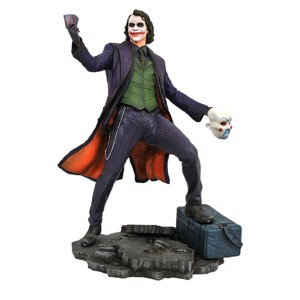 "DC Comics - Batman: The Dark Knight - Joker DC Gallery 9"" Statue"
