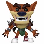 Crash Bandicoot - Tiny Tiger Pop! Vinyl Figure - Packshot 1