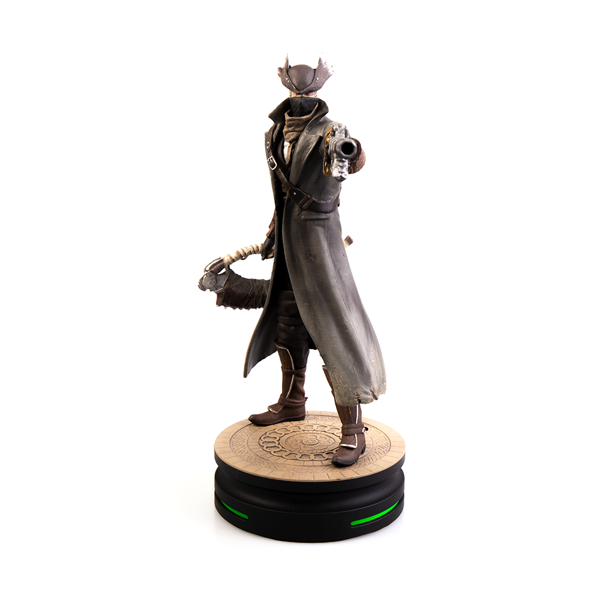Bloodborne - The Hunter Modern Icons Statue - Packshot 1