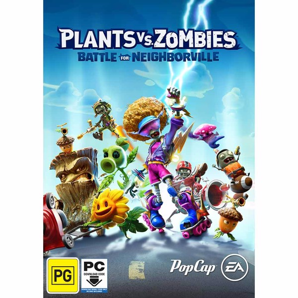 Plants vs Zombies: Battle for Neighborville - Packshot 1