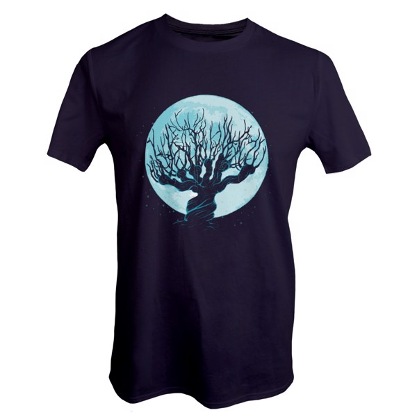 Harry Potter - Whomping Willow Glow T-Shirt - Packshot 1