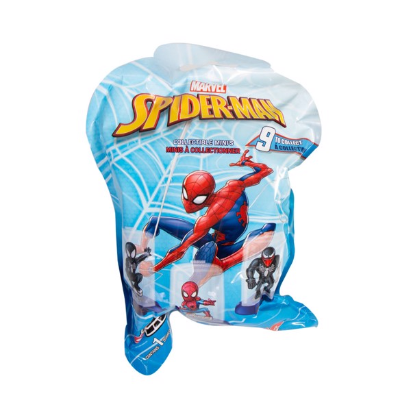 Marvel - Spiderman Domez (Single Blind Bag) - Packshot 1
