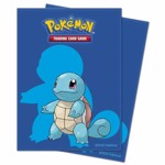 Pokemon - TCG - Squirtle 65-Count Ultra Pro Deck Protector Sleeves - Packshot 1