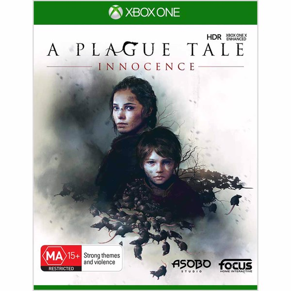 A Plague Tale: Innocence - Packshot 1
