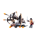 How to Train Your Dragon - Eret with 4-Shot Ballista PlayMobil Construction Set - Packshot 1