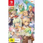 Rune Factory 4 - Packshot 1