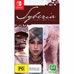 Syberia Trilogy - Packshot 1