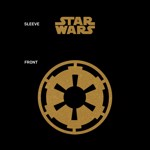 Star Wars - Empire Symbol Gold T-Shirt - Packshot 2