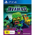 8-Bit Invaders! - Packshot 1