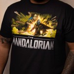 Star Wars - The Mandalorian Ancillary T-Shirt - Packshot 3