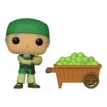 Avatar: The Last Airbender - Cabbage Man & Cart NYCC19 Deluxe Pop! Vinyl Figure - Packshot 1