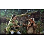 Star Wars - Leia & Wicket Return of the Jedi 1/6 Scale Acton Figure - Packshot 3