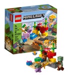 Minecraft - LEGO The Coral Reef - Packshot 1