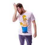 The Simpsons - #1 Dad T-Shirt - S - Packshot 2