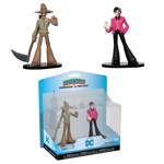DC Comics - HeroWorld Scarecrow & Two-Face Figures 2-pack - Packshot 1