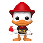 Disney - Mickey Mouse - Donald Duck Firefighter Anniversary NYCC19 Pop! Vinyl Figure - Packshot 1