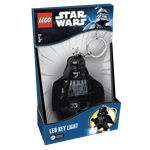 Star Wars - Darth Vader LEGO LED Light Keyring - Packshot 1