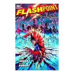DC Comics - Flashpoint Graphic Novel - Packshot 1