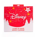 Disney - 12 Days of Socks Advent Calendar - Packshot 1