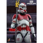"Star Wars - The Clone Wars - Coruscant Guard 1:6 Scale 12"" Action Figure - Packshot 3"