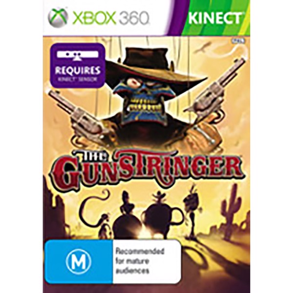 The Gunstringer - Packshot 1