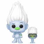 Trolls World Tour - Hip Hop Guy with Tiny Pop! Vinyl Figure - Packshot 1