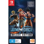 Jump Force Deluxe Edition - Packshot 1