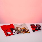 Marvel - Spider-Man/Venom Mask T-Shirt - XS - Packshot 3