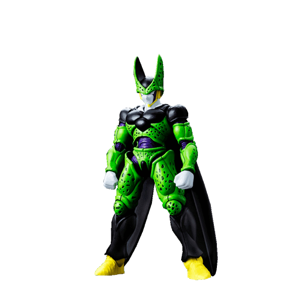 Dragon Ball Z - Perfect Cell Figure - Packshot 1