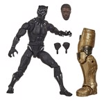 "Marvel - Avengers: Endgame Legends Series Black Panther 6"" Action Figure - Packshot 1"