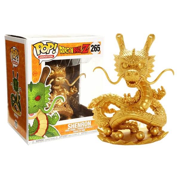 "Dragon Ball Z - Golden Shenron 6"" Pop! Vinyl Figure - Packshot 1"