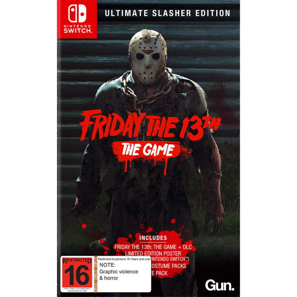 Friday The 13th: The Game Ultimate Slasher Edition - Packshot 1